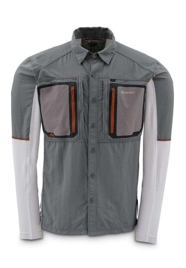 Taimen TriComp LS Shirt - Simms Fishing Products