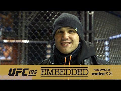 UFC 195 Embedded Episode 4, Full Fight Card & Betting Odds - http://www.lowkickmma.com/UFC/ufc-195-embedded-episode-4-ufc-195-fight-card-tv-schedule-start-times/
