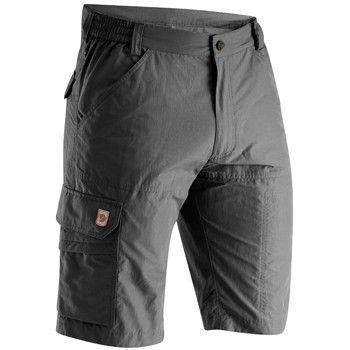 Wandelbroeken- Korte broeken- Fjallraven Cape town shorts- Rene Vos