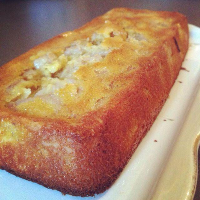 Cake  Ef Bf Bd La Banane