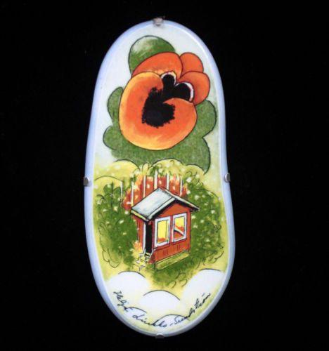 HELJÄ LIUKKO-SUNDSTRÖM RARE Wall plate I REMEMBER YOU 2000 ARABIA FINLAND | eBay