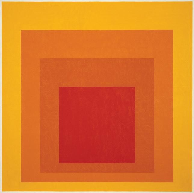 106 best images about josef albers homage to the square for Josef albers color theory