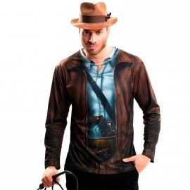 CAMISETA YIIJA TREASURE HUNTER S