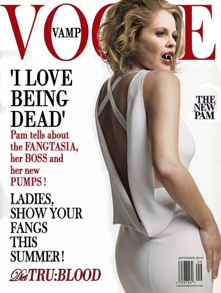 True Blood Fan Drawings | True Blood Fan Made Magazine Covers