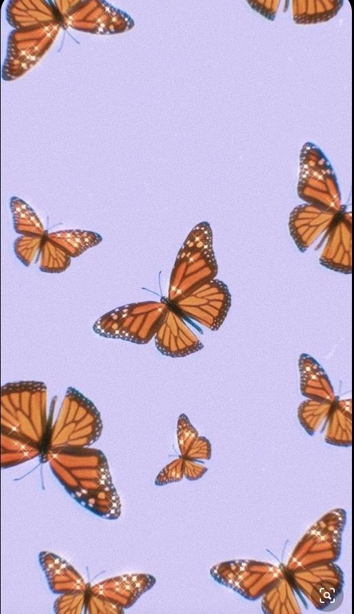 Hello 💖💕 | Butterfly wallpaper iphone, Aesthetic iphone ...