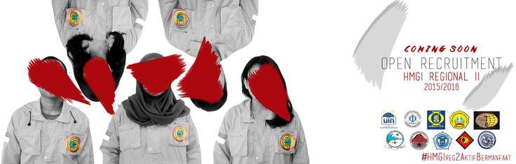 Organization Introduction made for Himpunan Mahasiswa Geofisika Indonesia facebook poster propaganda