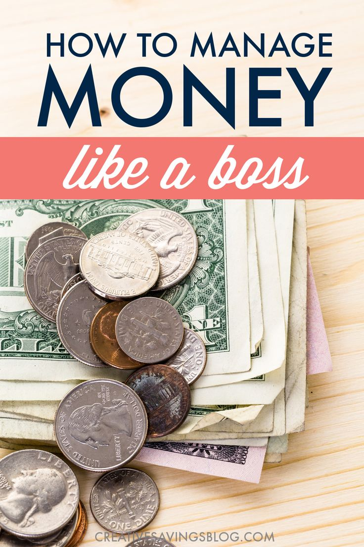 How to Manage Money Better {Like a Boss}