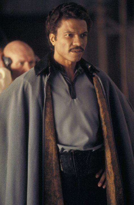 Still of Billy Dee Williams in Star Wars: Episode V - The Empire Strikes Back (1980)