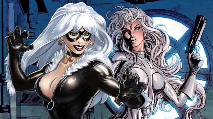 Black Cat And Silver Sable Movie Villains Reportedly Revealed! *LINK IN BIO* #comicboiz #blackcat #silversable #spiderman #movie #film #like #love #follow