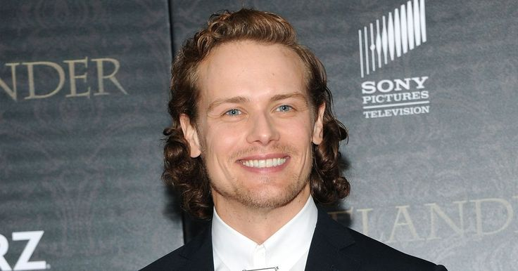 Outlander star Sam Heughan on his pride at being Grand Marshal of 2016 New York Tartan Day Parade  - THE actor will follow in the footsteps of decorated Scots, including Sir Sean Connery and Alan Cumming, to lead the parade through the streets of the Big Apple.