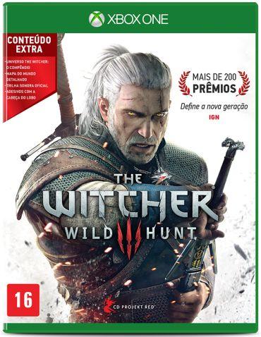 The Witcher 3 - Wild Hunt - Xbox One - R$229,90