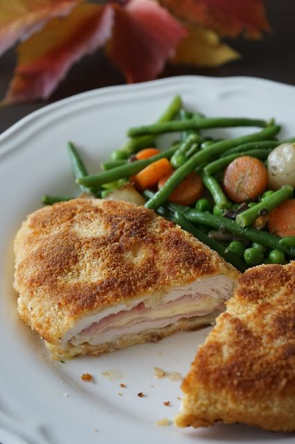The Cook Time: Cordon bleu maison (Battle Food #37)
