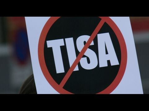 11 Feb '17:  WIKILEAKS EXPOSES NEW TPP TRADE DEAL: TISA Eliminates Net Neutrality - YouTube - H. A. Goodman - 3:41