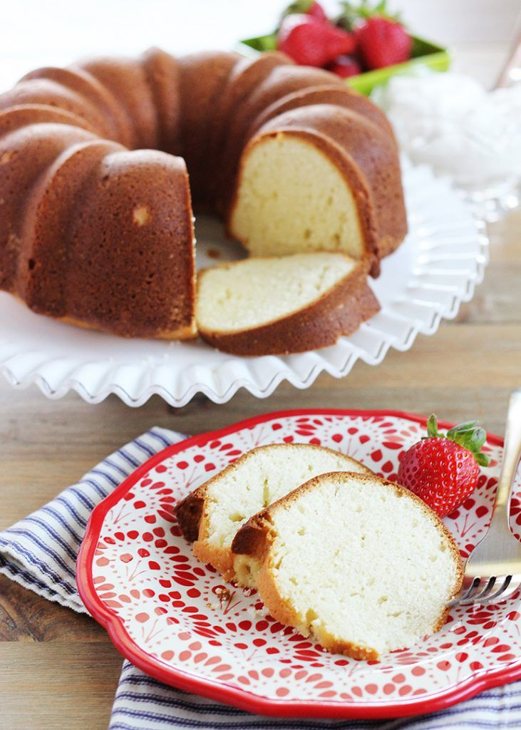 Old Fashioned Buttermilk Pound Cake The Perfect Pound Cake Recipe Pound Cake Recipes Buttermilk Pound Cake Cake Recipes