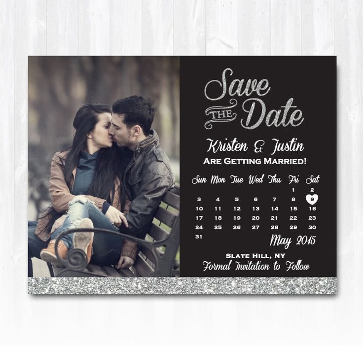 Best 25+ Silver save the dates ideas on Pinterest Wedding save - save the date template