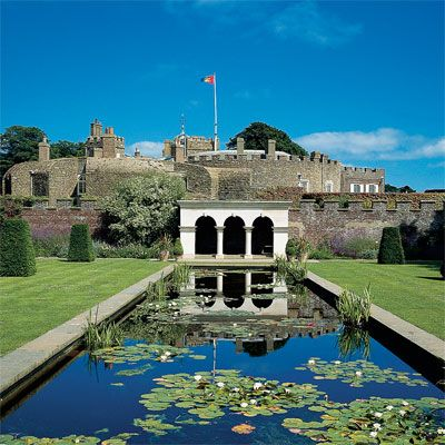 Walmer Castle and Gardens    Plan #yourjourney online at http://ojp.nationalrail.co.uk/service/planjourney/search