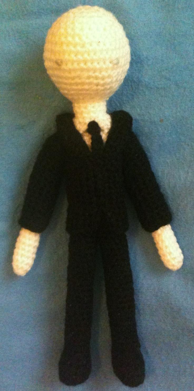 Amigurumi Slender Man : 13 best images about Slender Man on Pinterest Fan art ...