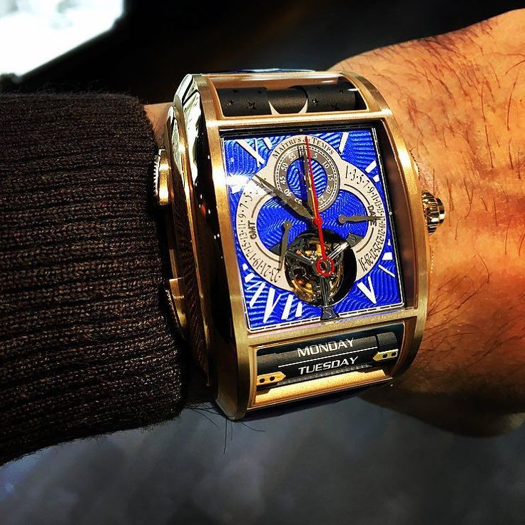 The stunning Maîtres du Temps Chapter One Tourbillon.  #horology #maitresdutemps #yorkville #EBillion #luxury #luxurylife #luxurywatch #watches #watchporn #watchoftheday #watchcollector #timepiece #tourbillon #instawatch by ebillion