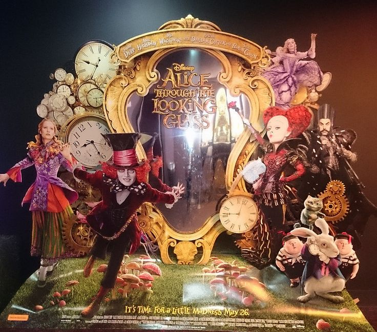 Alice through the looking glass preview | Event Cinemas Innaloo