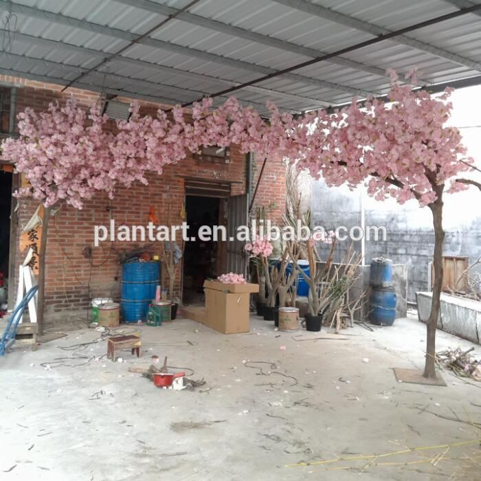 2016 Factory Wholesale Lifelike Artificial Cherry Blossom Tree Wedding  Arches For Sale   Buy Wedding Arches For Sale,Fabric Wedding Arch,Wedding  Arches ...