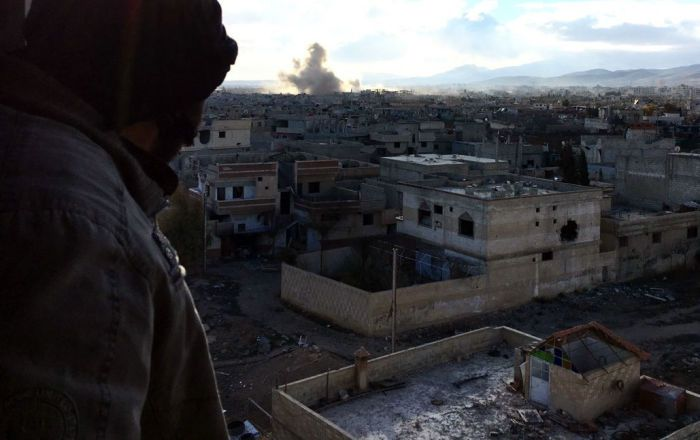 Der türkische Präsident Recep Tayyip Erdogan hat die Syrien-Politik der USA als doppelzüngig kritisiert.