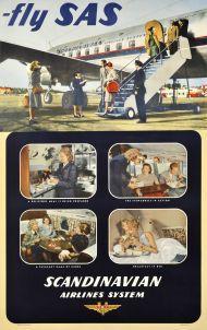 SAS, Fly SAS, Scandinavian Airlines System