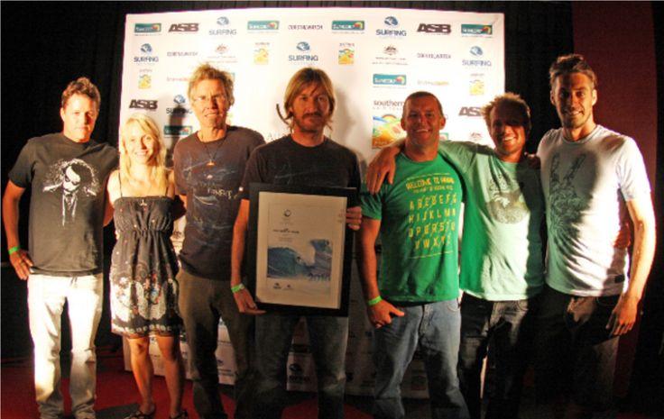 TRANSPARENTSEA VOYAGE WINS ASB SURF INDUSTRY AWARD