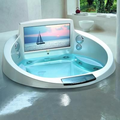 Entertainment Whirlpool - WANT!