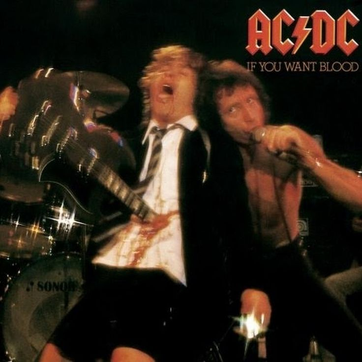 ACDC If You Want Blood