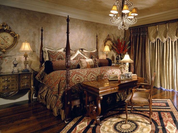 Old World Tuscan Decor: Interior Design: Old World