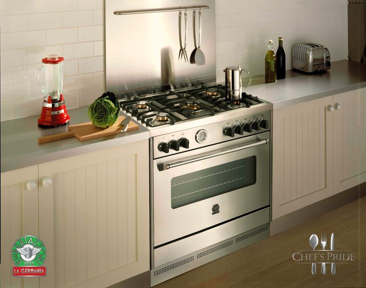 #Bertazzoni #LaGermania #Americana now in #SouthAfrica!