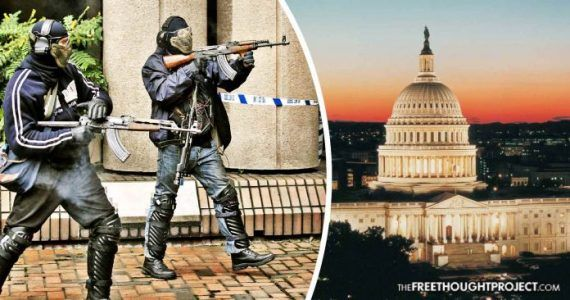 DC to Hold Full Scale Terror Attack Drill Amid North Korea Standoff  This Wednesday #news #alternativenews