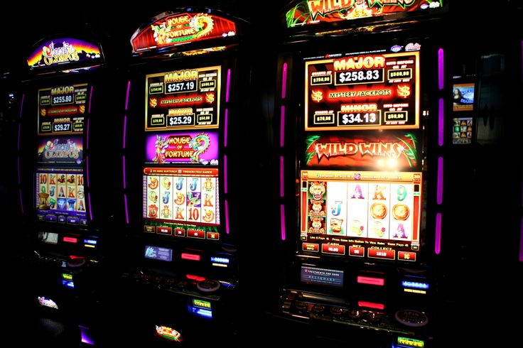 slot machines las vegas