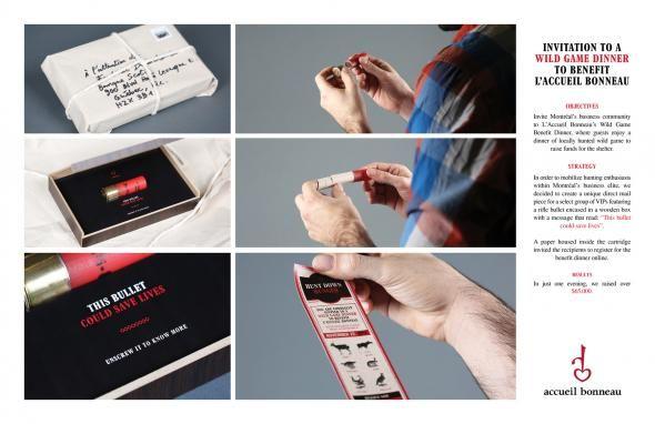 Accueil Bonneau: Bullet | Ads of the World™