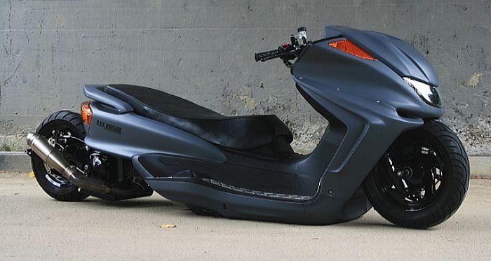 Motos Et Scooters Tuning Au Japon 368818