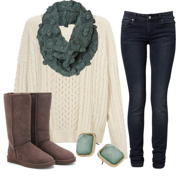 1000+ images about Outfits with chocolate brown uggs on Pinterest