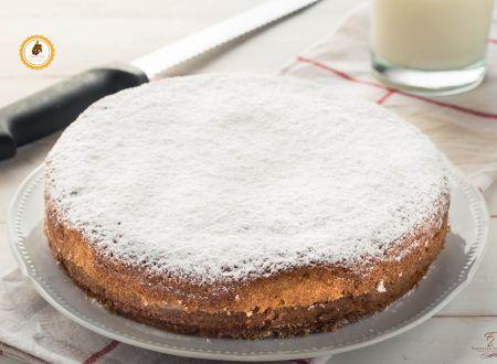 Torta soffice al limone con crema | Dolci, Torte, Ricette
