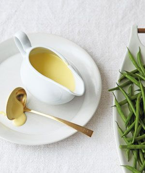 Good Hollandaise sauce recipe for Benedicts (on a biscuit of course) or spring's tasty bounty - Asparagus.