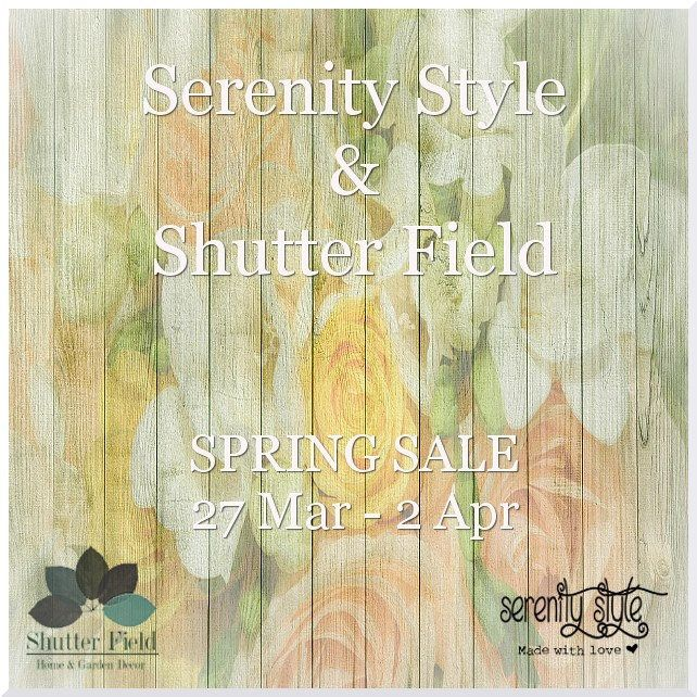 https://flic.kr/p/TiU6Jr | Serenity Style & Shutter Field Spring Sale | Items by 50% less and gachas !  Serenity Style & Shutter Field -Spring Sale