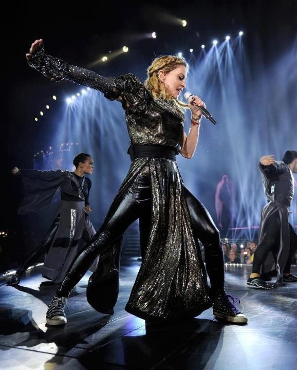 Poll: Why are Madonna's tours so succesful? - Classic ATRL