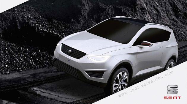 Nouveauté : @SEAT Sport annonce l'entrée de son tout premier #SUV prévue pour 2016. Soutenu par @Volkswagen USA France ce projet risque d'être surprenant !