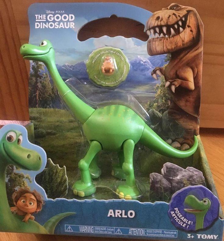 Amazing The Good Dinosaur Arlo Large Figure Disney Pixar Kids Fun Toys Gift NEW #TOMY
