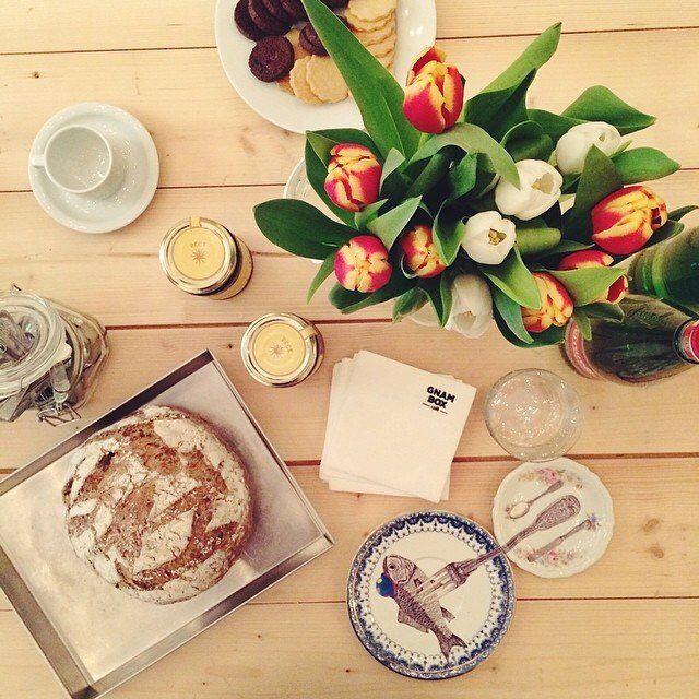 Day 1 - GNAM BOX CAFE Breakfast