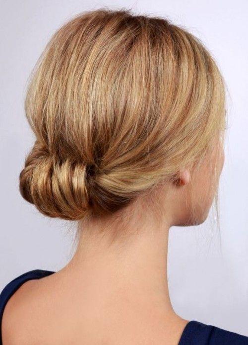 19 Stylish Pulled Back Hairstyles For Long Locks | Styleoholic