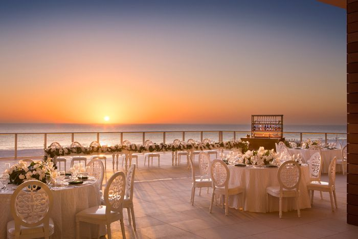 10 New Miami South Florida Venues For Summer Entertaining And Events Miami Beach Wedding Florida Wedding Reception Beach Island Resort