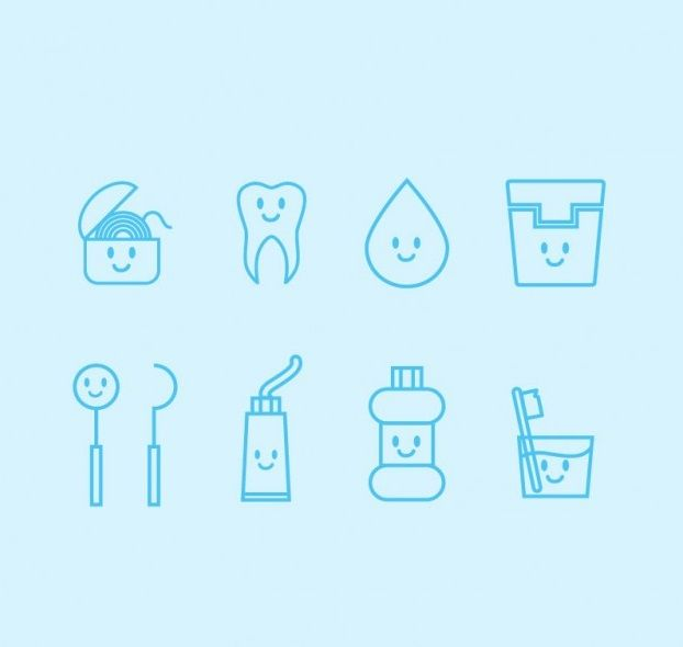 Six tips for improving your oral health: 1. Brush before bed 2. Don't just brush — floss! 3. Rinse with mouthwash 4. Be aware of teeth grinding 5. See your dentist regularly
