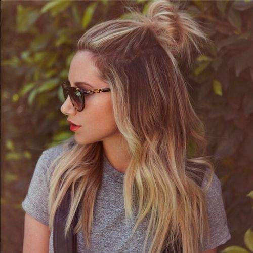 LOVE Ashley tisdales hair!!!