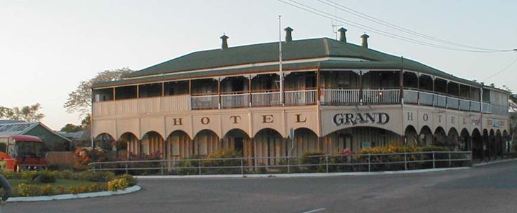 The Grand Hotel, Hughenden (Queensland, Australia)