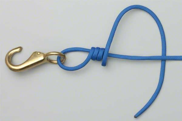 Tutorial on Improved Clinch Knot Tying