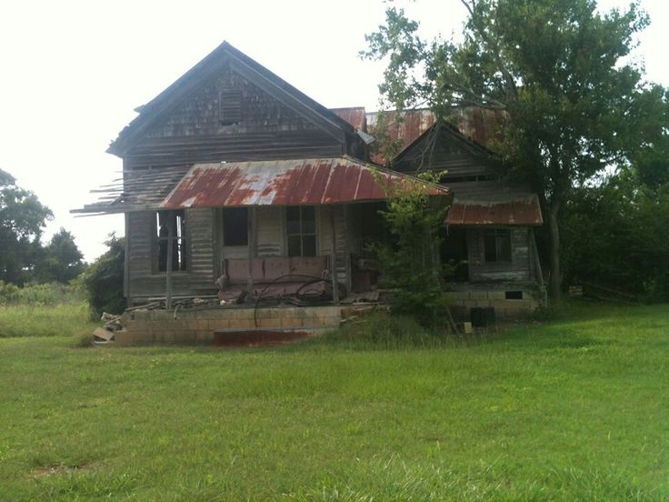 Abandoned House Over 100 Years Old In Cullman Al Sweet